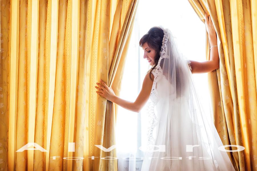 foto boda novia