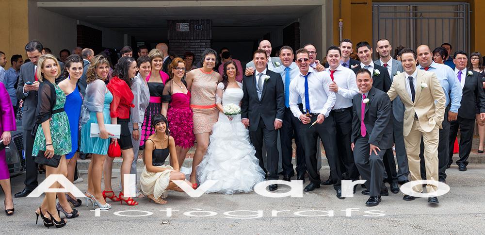 reportaje boda