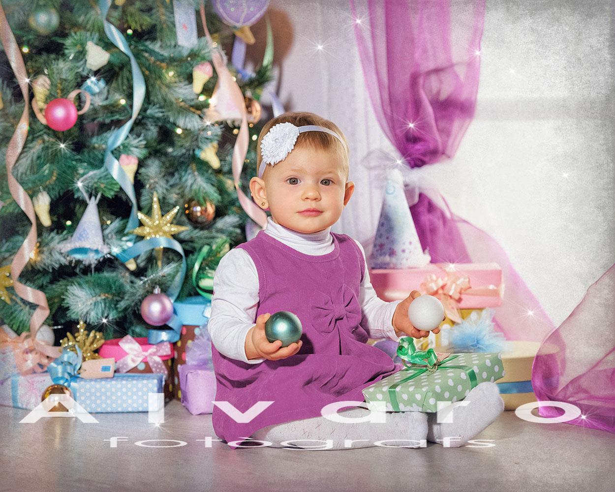 decorado navidad pastel