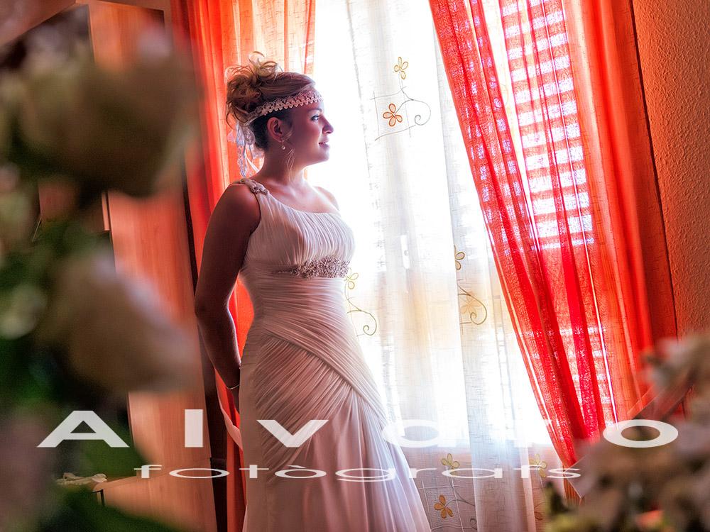 traje novia