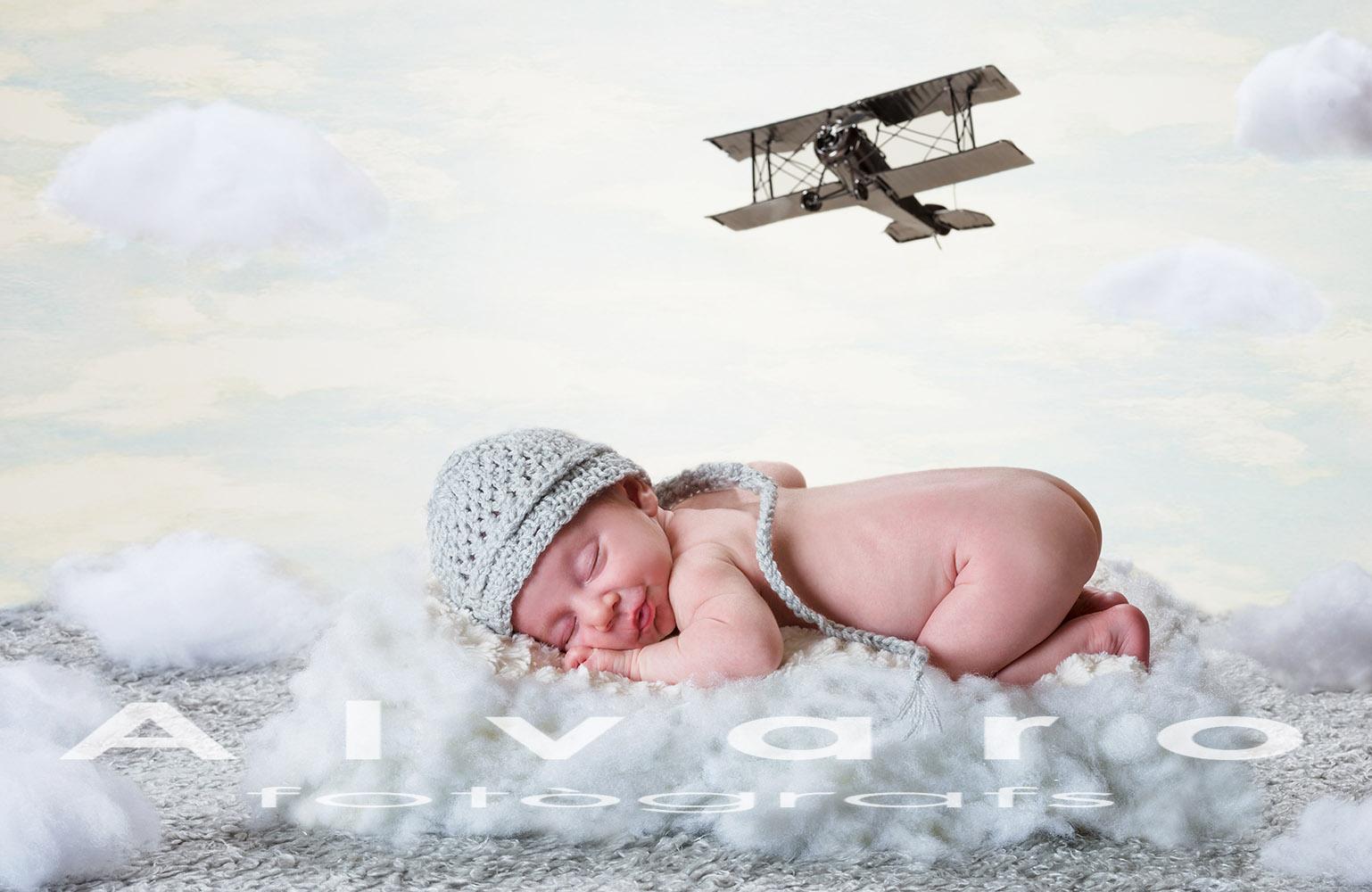 Fotos bebé durmiendo