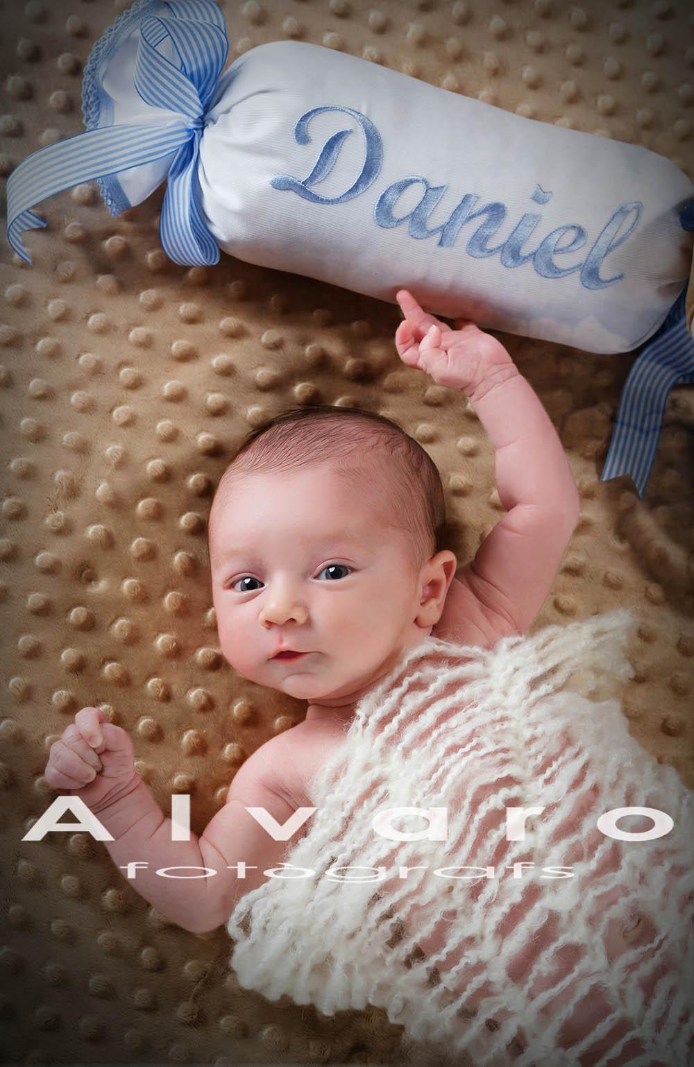 reportaje bebé