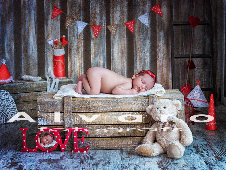 Foto bebe durmiendo