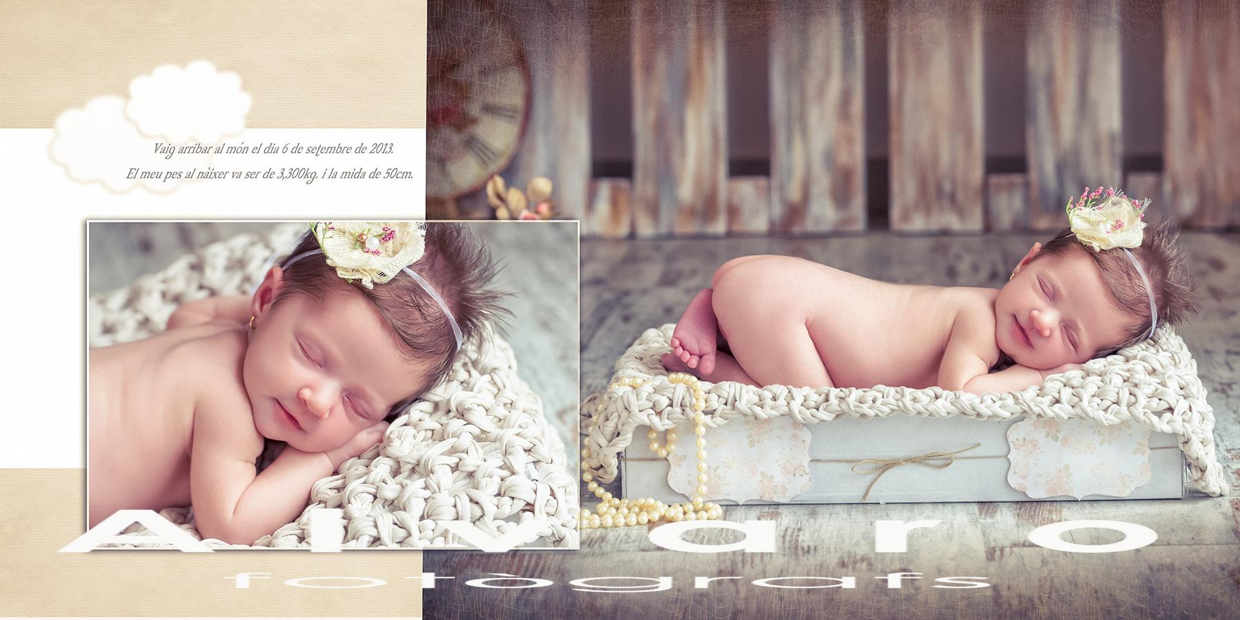 Sesion fotos bebé