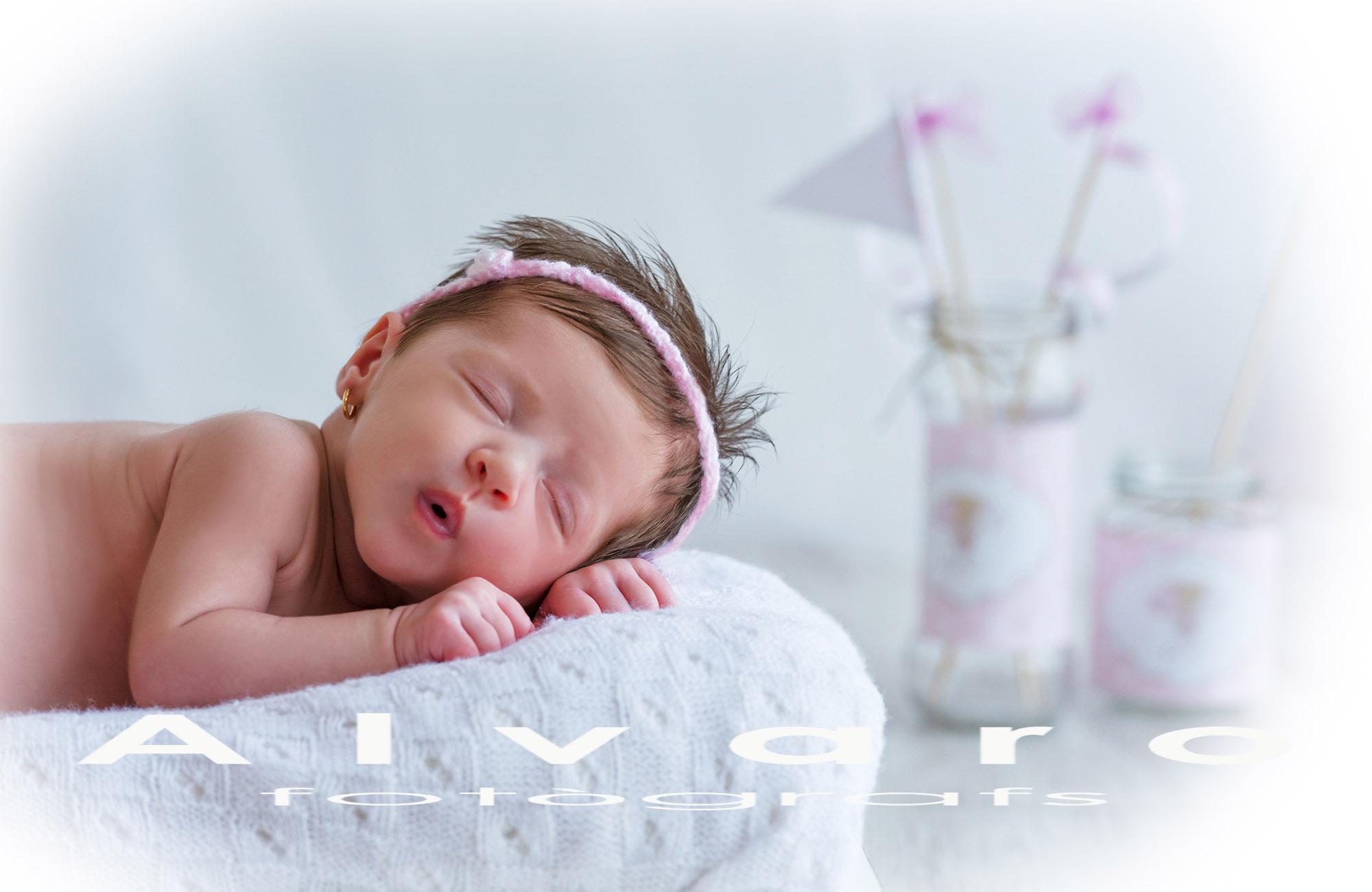 fotos bebe durmiendo