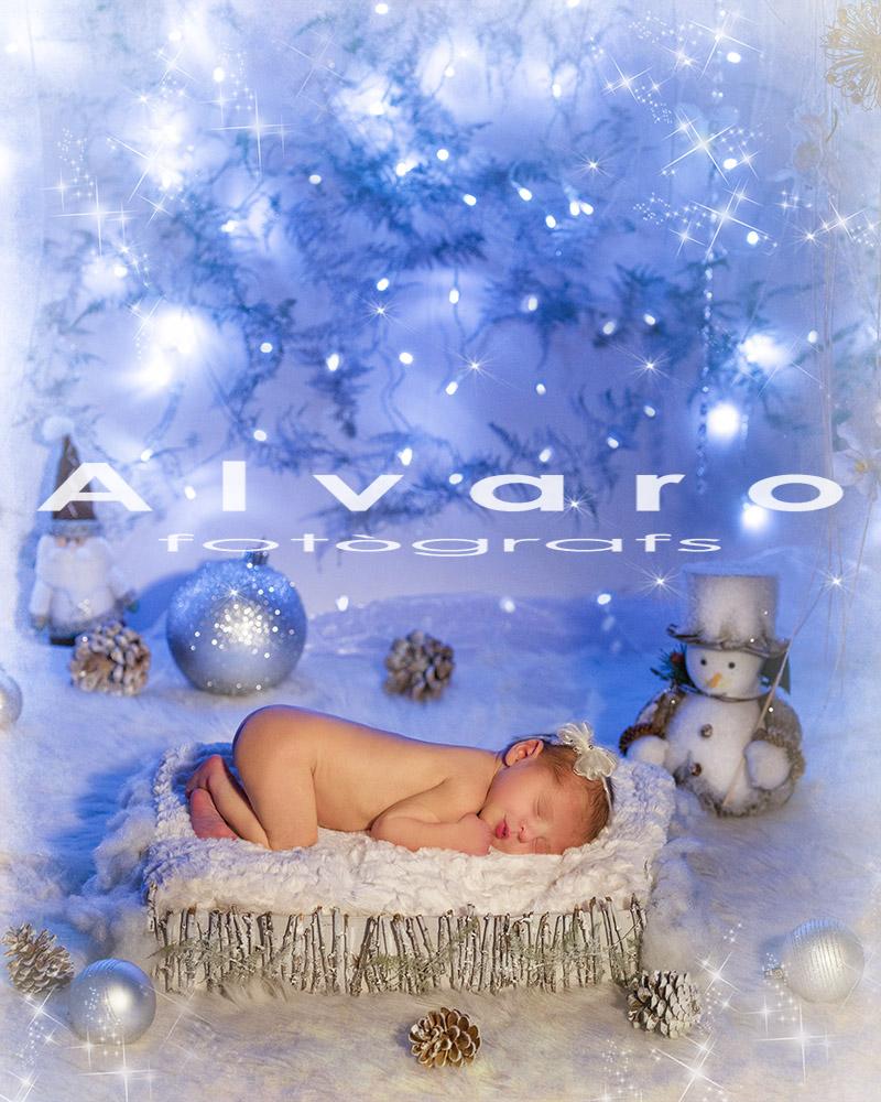 bebe navideño