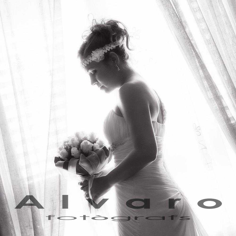 reportaje boda novia