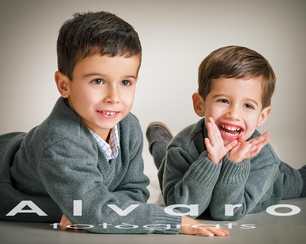 foto hermanos